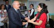 Vali İpek'ten Tıp Bayramı Ziyareti