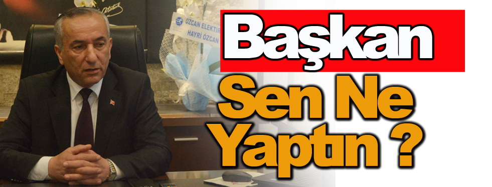 AK Partili Başkan Yemek Yardımını Kesti !