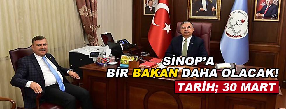 Milli Eğitim Bakanı İsmet Yılmaz Sinop'a Geliyor
