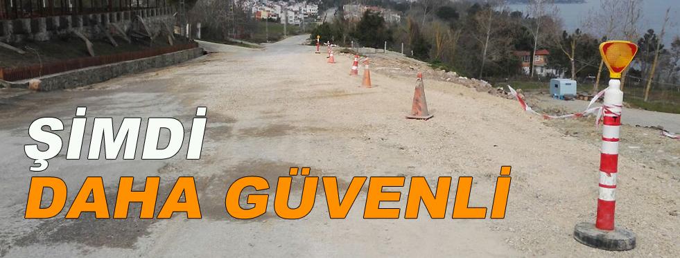 O Yol Artık Daha Güvenli!