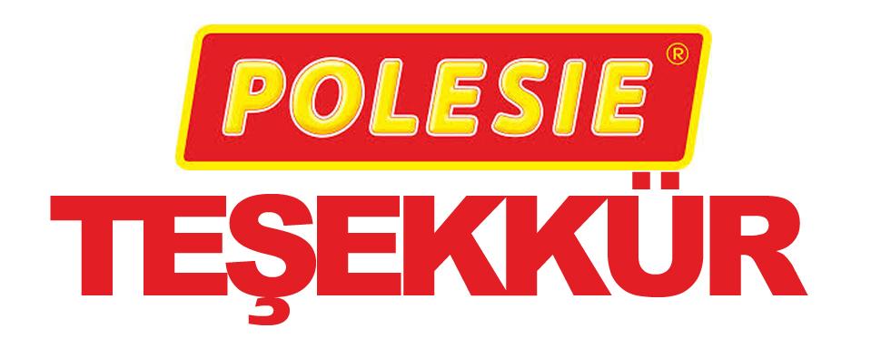 Polesie'den Teşekkür Mesajı!
