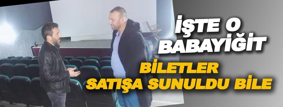 Sinema için aranan babayiğit Zonguldak'dan çıktı!