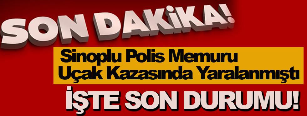 Sinop'a geliyordu ama!