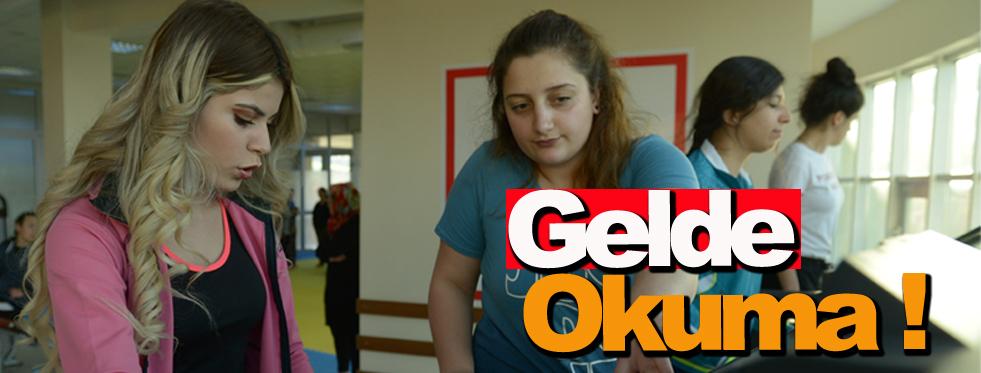 Sinop'ta Okumak Bir Başka !