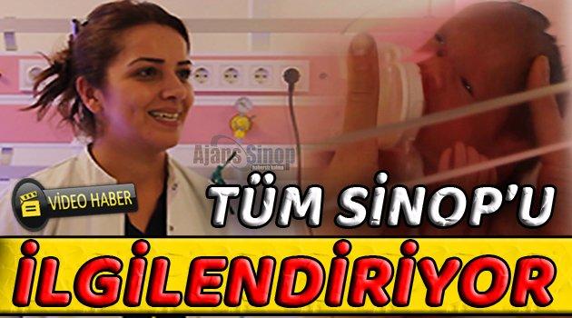 Sinop Atatürk Devlet Hastanesi Yeni Doğan Servisi