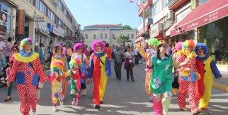 Sinop Sokakları Cıvıl Cıvıl Oldu