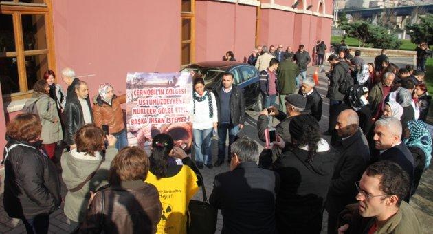 1 Milyon Sinoplu'dan Nükleer Santrale 20 Kişi Karşı Çıktı !!!