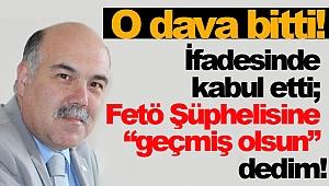 Adalet Tecelli Etti!