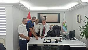 BELEDİYE'DE TOPLU SÖZLEŞME SEVİNCİ