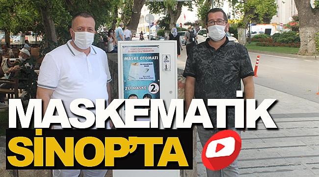 SİNOPLU ÜRETİCİ YAPTI, KENTTE MASKEMATİK DÖNEMİ BAŞLADI!