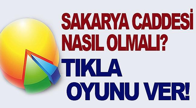 SİZİN CADDENİZ SİZİN KARARINIZ!