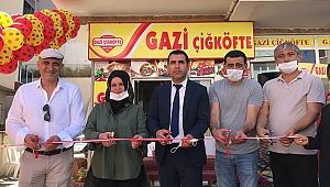 Gazi Çiğ Köfte Sinop Şubesi Hizmete Açıldı