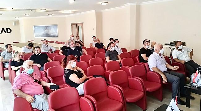 İstişare Ve Bilgilendirme Toplantısı Düzenlendi