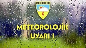 Meteoroloji Uyardı!