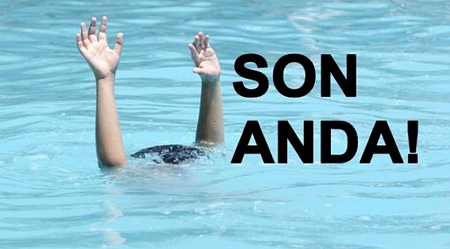 Otel Havuzunda Boğulma Tehlikesi!