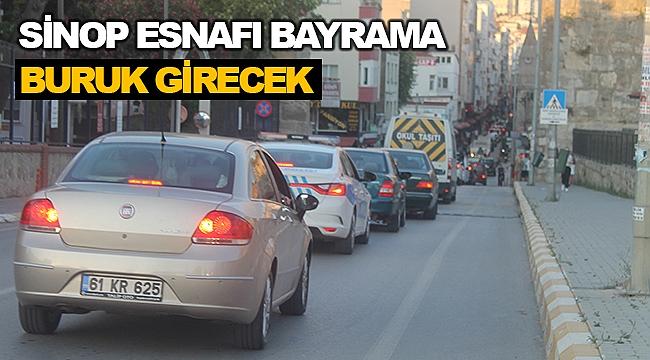 Sinop Esnafı Kurban Bayramına Buruk Giriyor