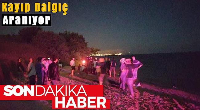 Sinop'ta Kayıp Dalgıç Aranıyor