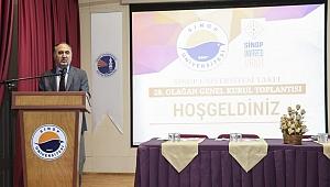 Sinop Üniversitesi Vakfı 28. Olağan Genel Kurul Toplantısı Yapıldı