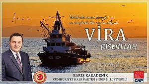 Karadeniz'den 1 Eylül Mesajı