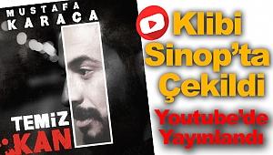 """Sinop'ta çekilen """"Temizkan"""" Adlı Albüm Yayınlandı"""