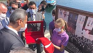 Atatürk'ün Sinop'a Gelişinin 92. Yıldönümü Kutlandı