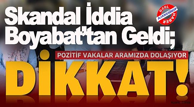 İLÇE'DE PANİK YARATAN İDDİA!