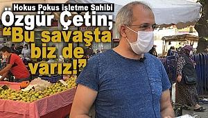 Özgür Çetin;
