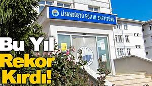Sinop Üniversitesi'ne Rekor Başvuru