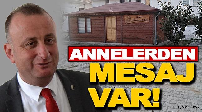 ANNELER, BAŞKAN AYHAN'A SESLENDİ!