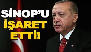 """ERDOĞAN; """"S-400'LER SİNOP'TA TEST EDİLDİ!"""""""