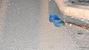 Otomobilin çarptığı kadın hayatını kaybetti!