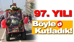 Sinop'ta 29 Ekim Cumhuriyet Bayramı
