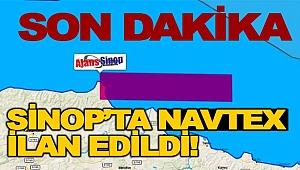 SİNOP'TA TARİHİ GÜNLER!