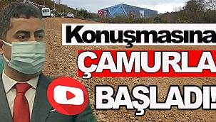 ÇAMURUN FATURASINI BELEDİYE BAŞKANINA KESTİ!