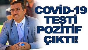 COVİD-19 TESTİ POZİTİF ÇIKTI!