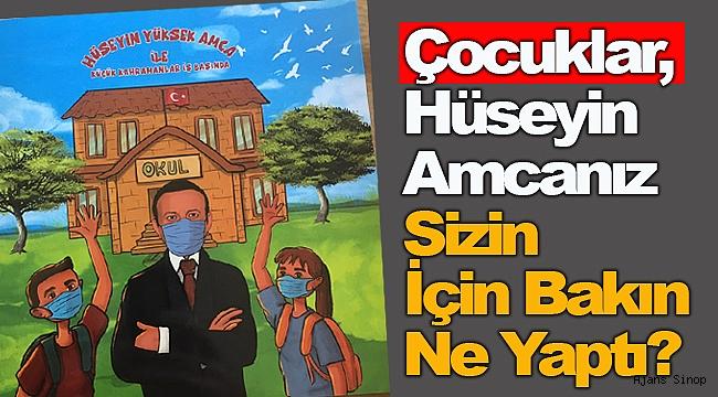 İŞ İNSANI YÜKSEK'TEN MUHTEŞEM HAMLE!