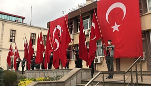 Sinop'ta 10 Kasım Atatürk'ü Anma Töreni