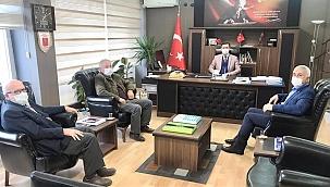 BAŞKANLAR'DAN ÇINKIL'A ZİYARET