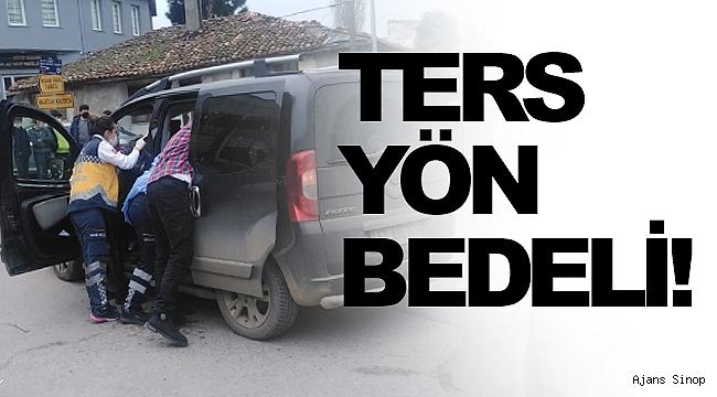HASTA TAŞIRKEN HASTA ETTİ!