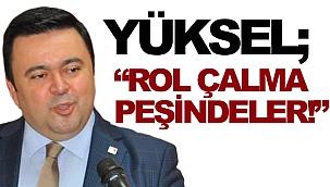 MEYDAN PROJESİ TARTIŞMASINA YÜKSEL'DE KATILDI!