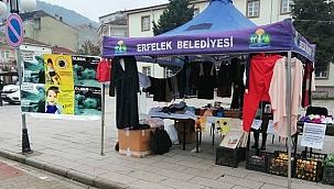 POYRAZ ALİ İÇİN ERFELEK'TEN DE DESTEK GELDİ!