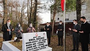 SİNOP İL ÖZEL İDARESİ'NDEN ŞEHİTLERE VEFA