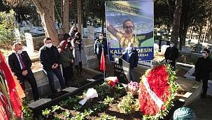 Üniversite Öğrencisi Akbaş Mezarı Başında Anıldı