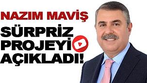 MAVİŞ SÜRPRİZ PROJEYİ AÇIKLADI!