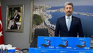 TSO'DAN ÖĞRENCİLERE 80 ADET TABLET!