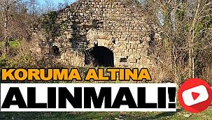 KORUMA ALTINA ALINMALI!