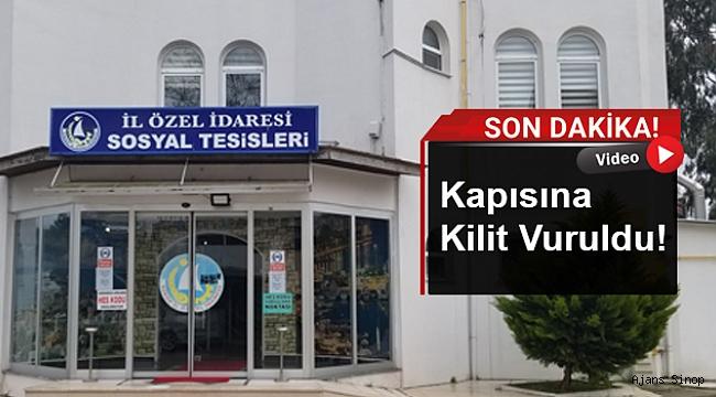 PERSONELİN TESTİ POZİTİF ÇIKTI, SOSYAL TESİS KARANTİNAYA ALINDI