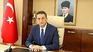 Sinop Valisi Erol Karaömeroğlu'nun 14 Mart Tıp Bayramı Mesajı