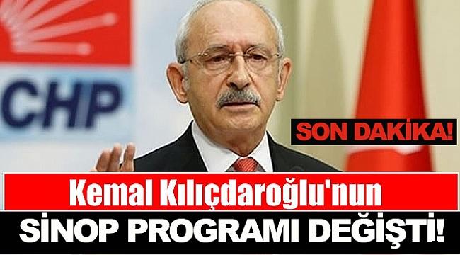 İşte Kılıçdaroğlu'nun programı!
