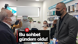 Kılıçdaroğlu'nun Sinop'ta bir esnaf ile erken seçim sohbeti gündem oldu!
